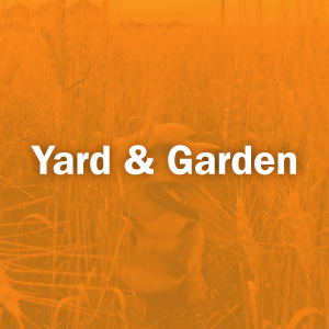 Program Area Yard & Garden