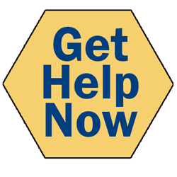 Get Help Now Button